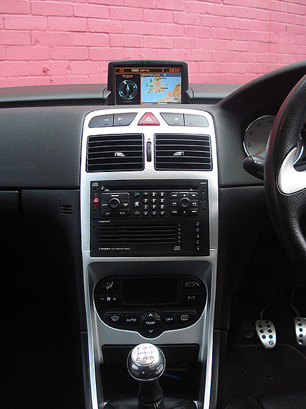 Enjoyable Peugeot Citroen Sat Nav Gps Magneti Marelli Rt3 Systems Wiring Database Gramgelartorg